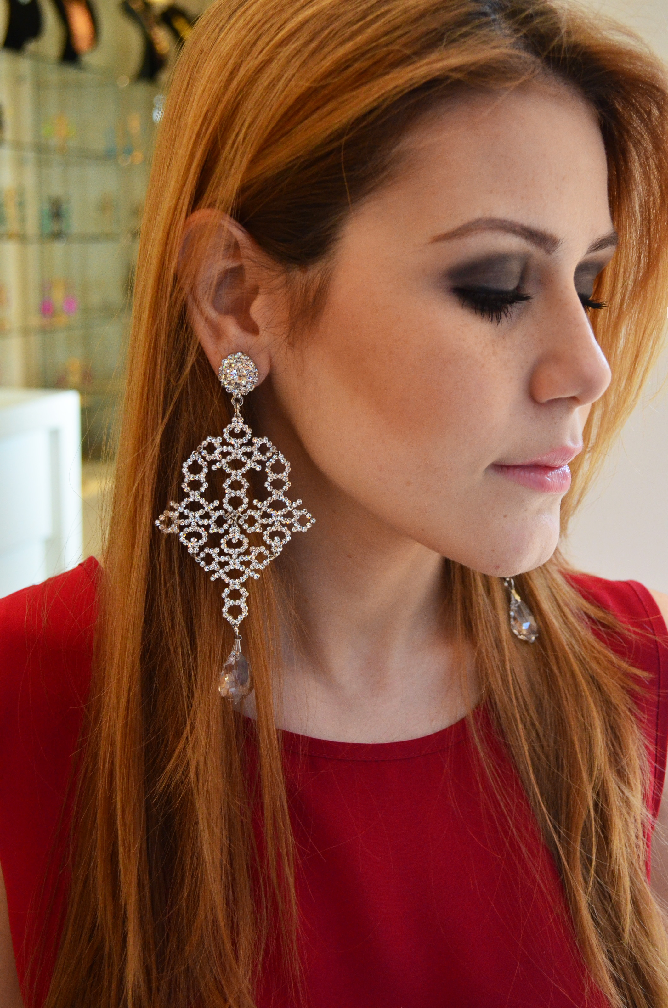 Look Fire And Ice - Letícia Sarabia 5