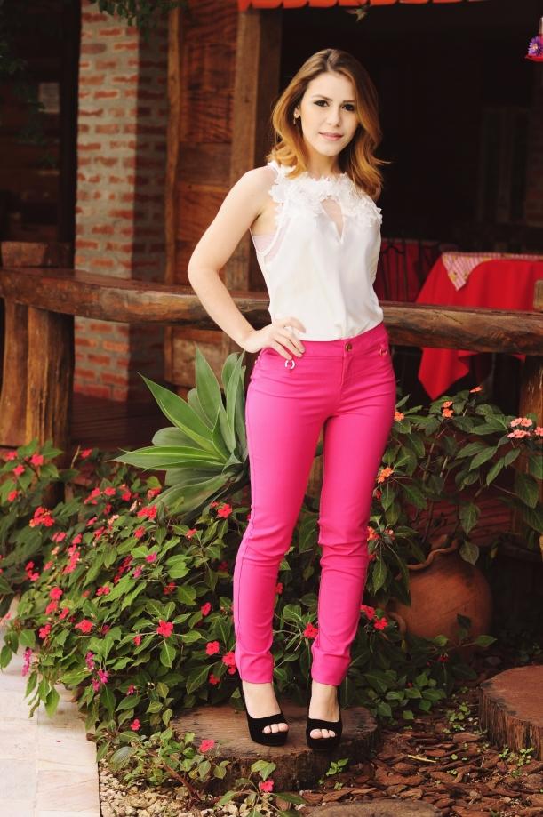 Camila Nardi - Calça Rosa (1)