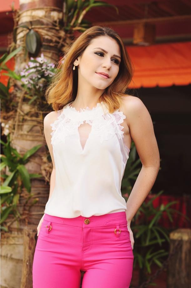 Camila Nardi - Calça Rosa (2)