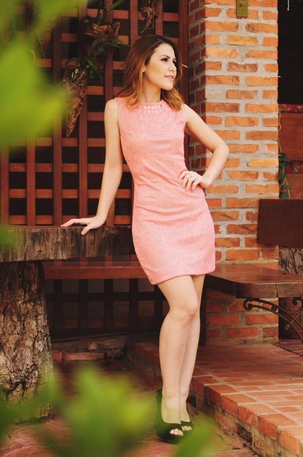 Camila Nardi - Vestido Coral (1)