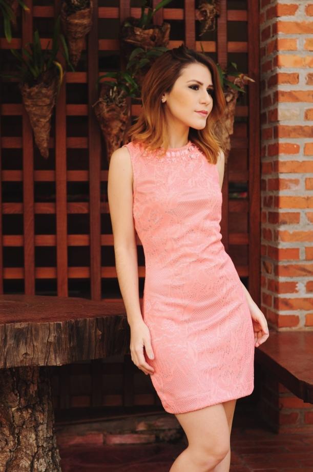 Camila Nardi - Vestido Coral (3)