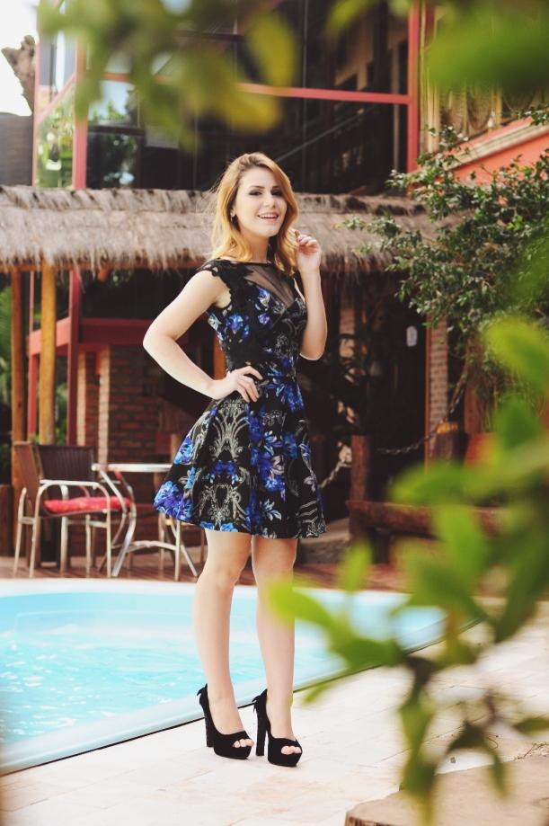 Camila Nardi - Vestido Guipir Floral (2)
