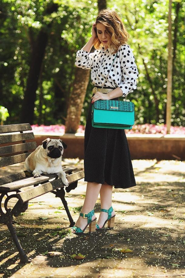 Camila Nardi - Fotos com Cachorros (2)