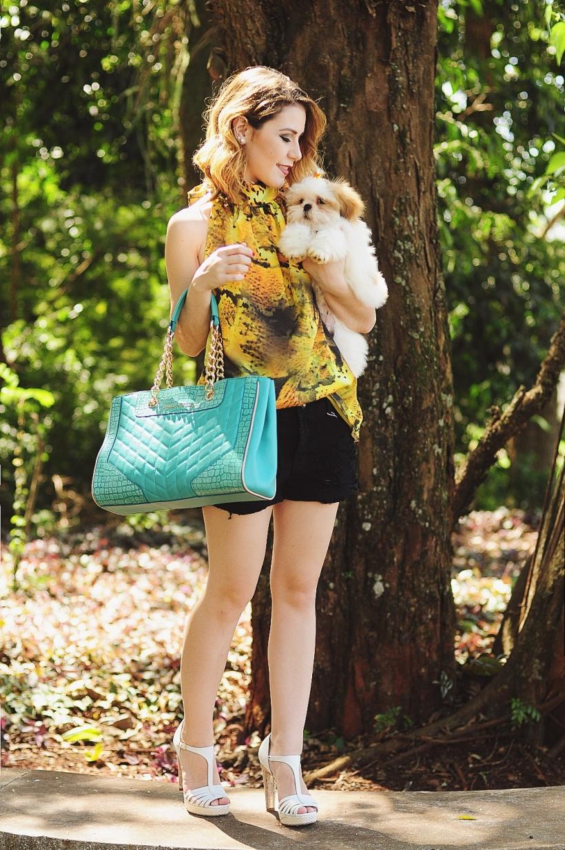 Camila Nardi - Fotos com Cachorros (23)