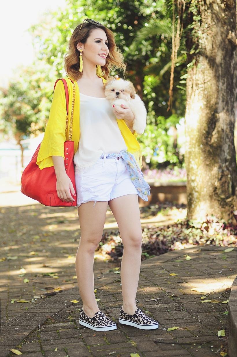 Camila Nardi - Fotos com Cachorros (37)