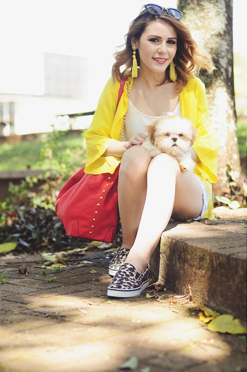 Camila Nardi - Fotos com Cachorros (39)